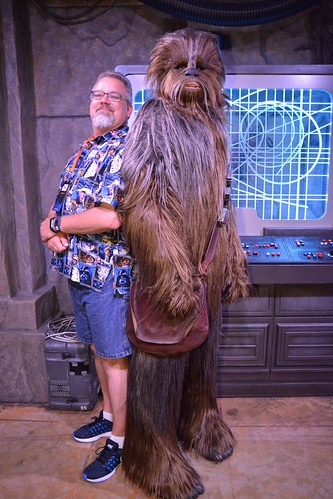 Star Wars Character Meet: Chewbacca | by Disney, Indiana