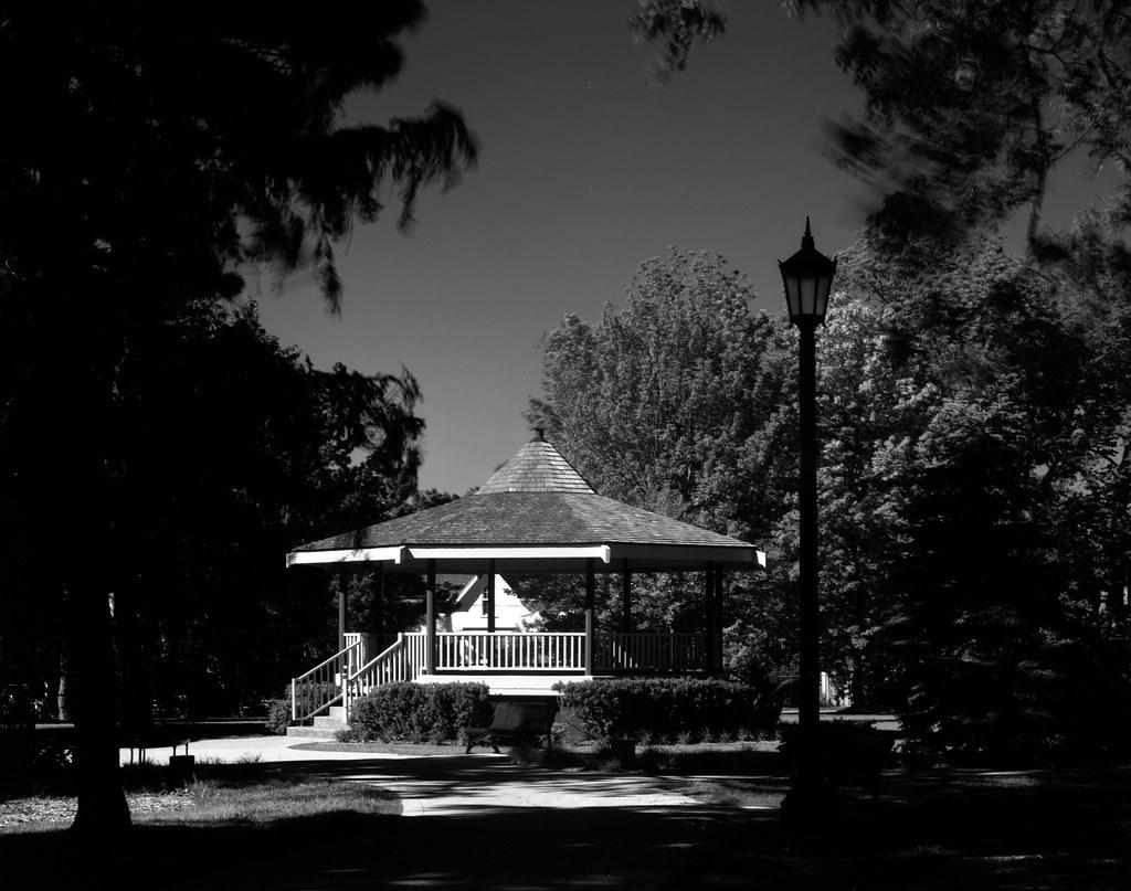 The Victoria Park Gazibo