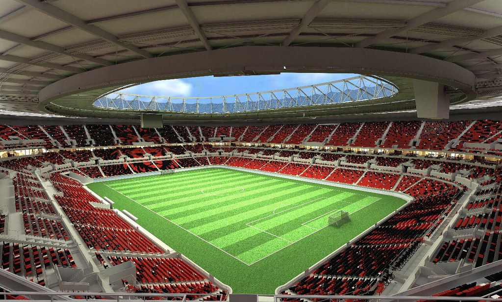 AL RAYYAN - Ahmed bin Ali Stadium (44,740) - 2022 FIFA World Cup™   Page 2    SkyscraperCity