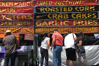 North Beach - Festival food