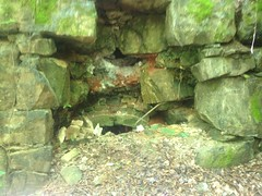 Akin Lime Kiln Right Arch Detail