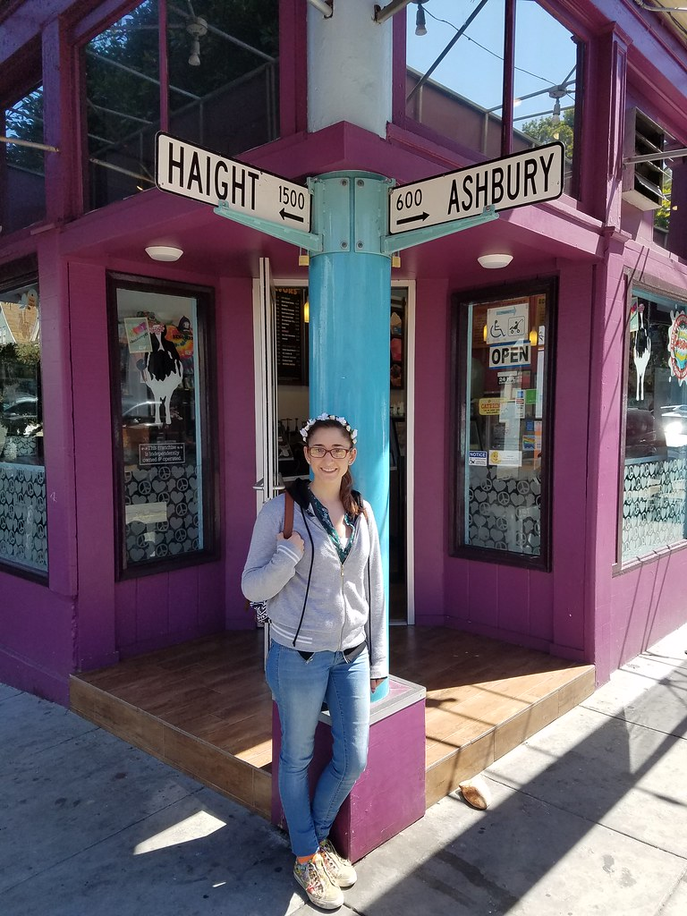 Haight Ashbury, San Francisco, CA