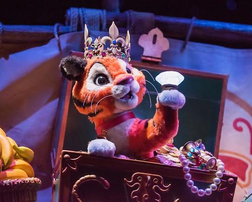 Chandu Tokyo DisneySea