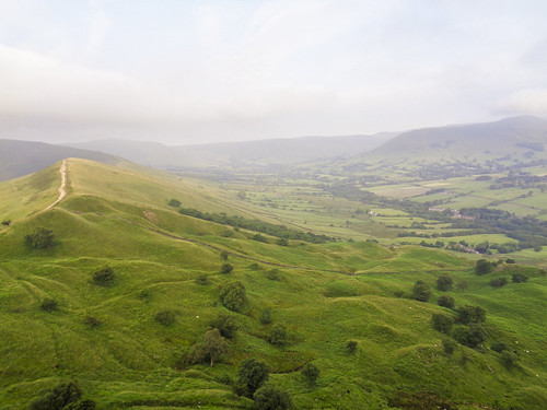 Edale from Back Tor