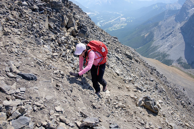 Scrambles - East End Of Rundle - June 2017-10