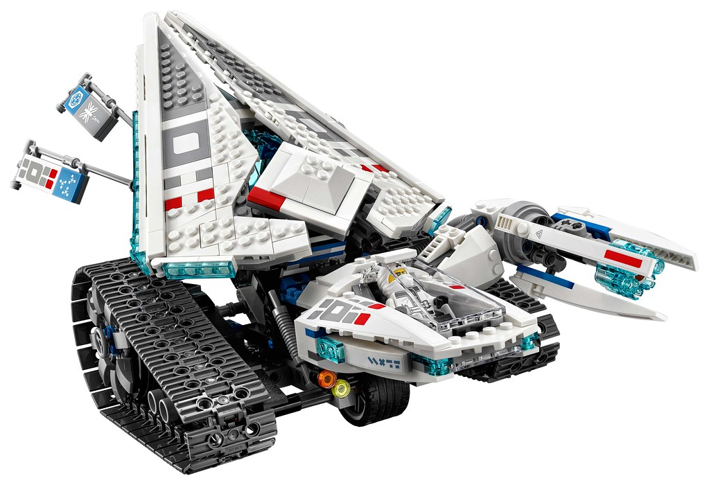 The LEGO Ninjago Movie 70616 - Ice Tank
