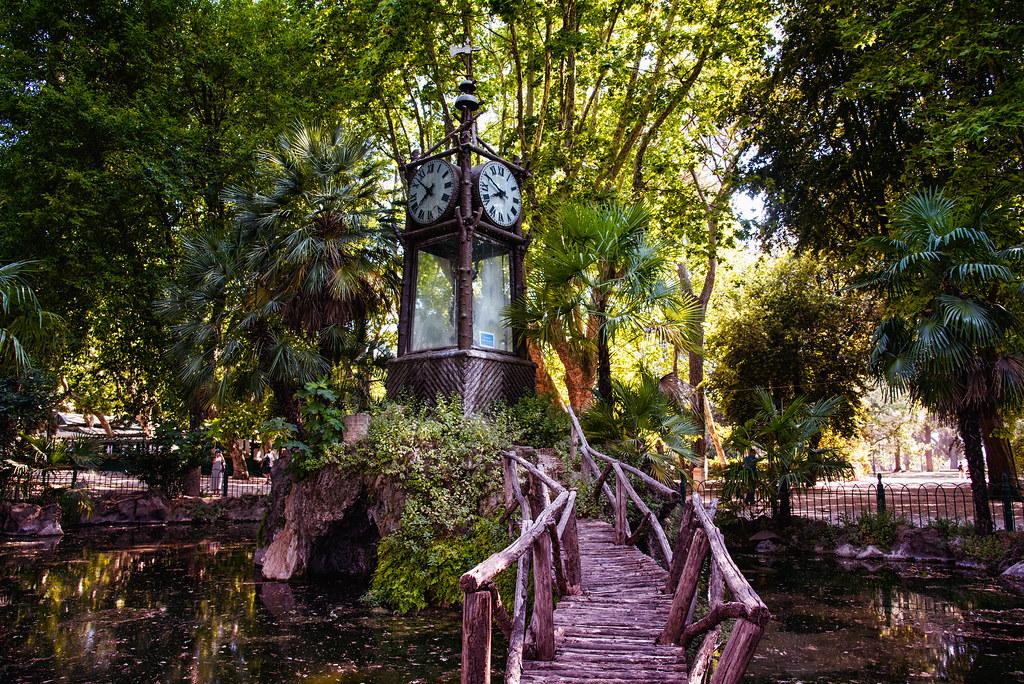 L orologio ad acqua del pincio l orologio ad acqua di villu flickr