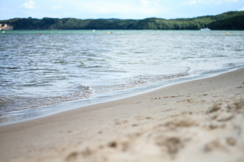 Kurztrip zum Meer Sommer Sonne Strand Ostsee