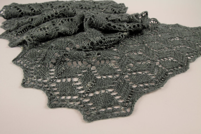 Crystalline Shawl