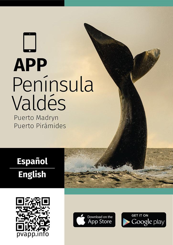 APP Guía Virtual de Península Valdés - Patagonia Argentina