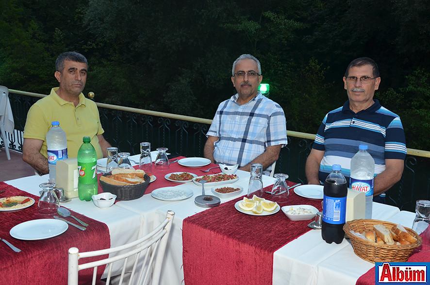 Abdurrahman Erdoğan, Şükrü Hacıhasanoğlu, Hayrullah Dereli