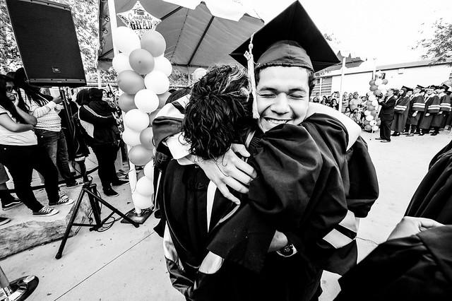 Ánimo Jackie Robinson Charter High School Graduation 2017