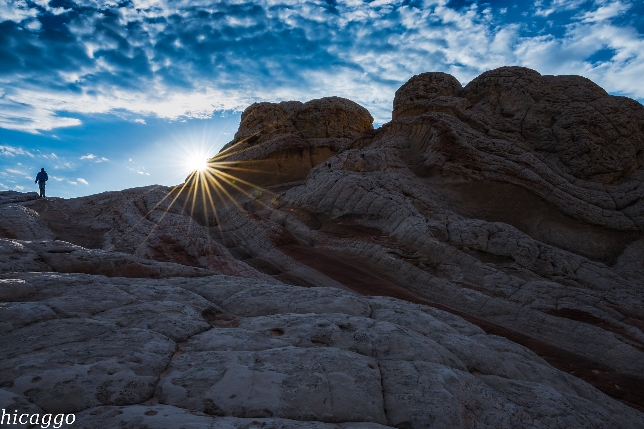 24 часа на Белом Кармане, Аризона.