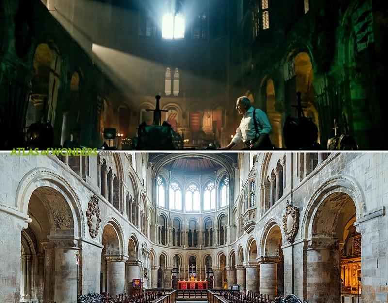 Iglesia en Transformers