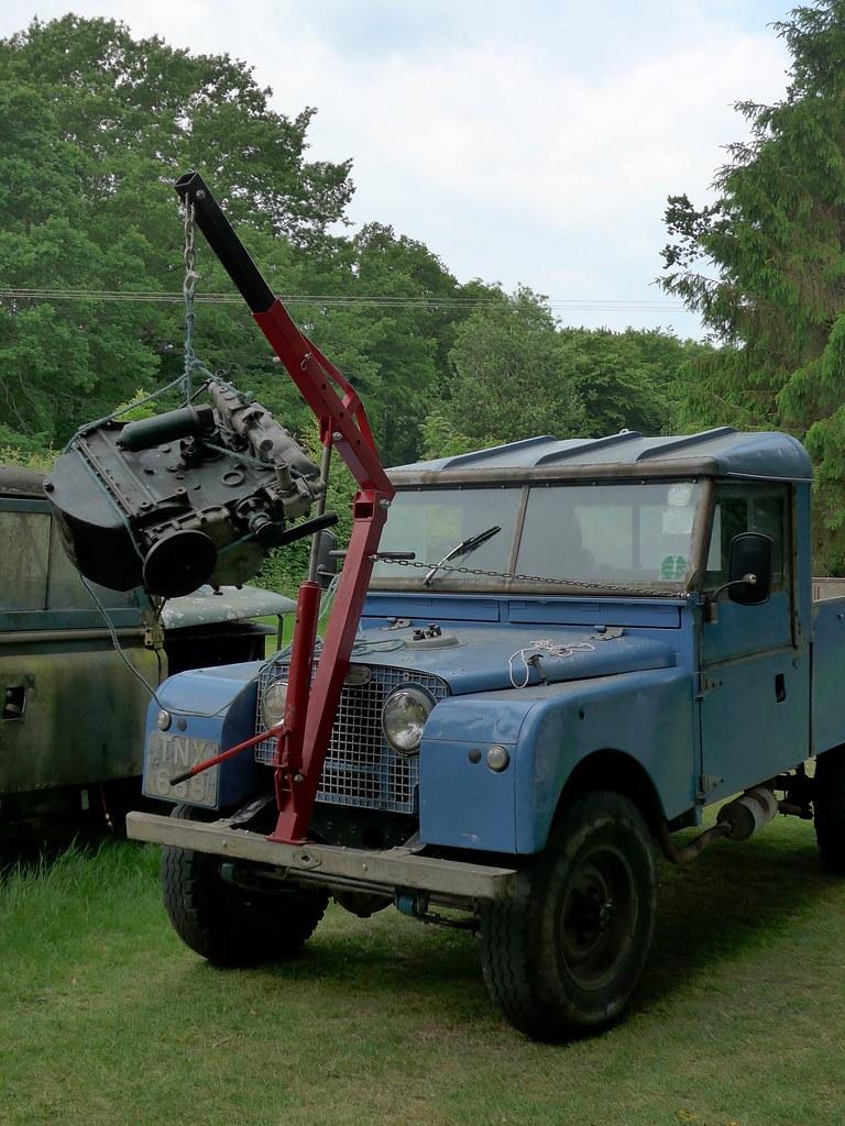 Crane Rover
