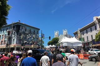 North Beach - Festival Start