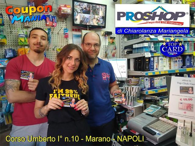 PROSHOP di Chiarolanza Mariangela - Corso Umberto I° n.10 - Marano-NAPOLI