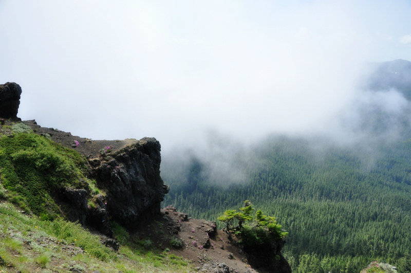 Iron Mountain Hike Clouds @ Mt. Hope Chronicles