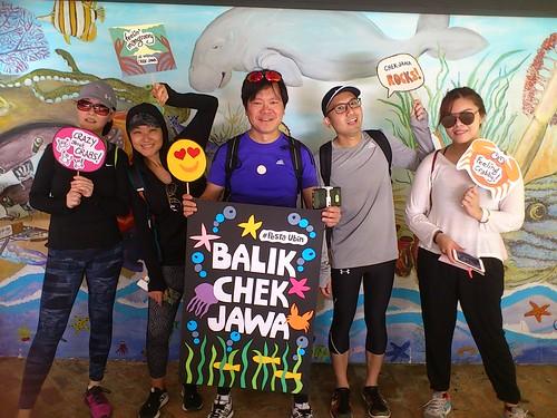 Balik Chek Jawa for Pesta Ubin 2017