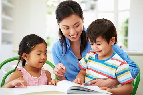 Chọn chương trình học tiếng Anh nào cho trẻ em?