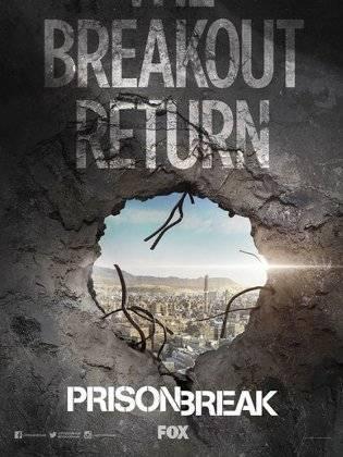 Prison Break - Season 5 - Poster 1