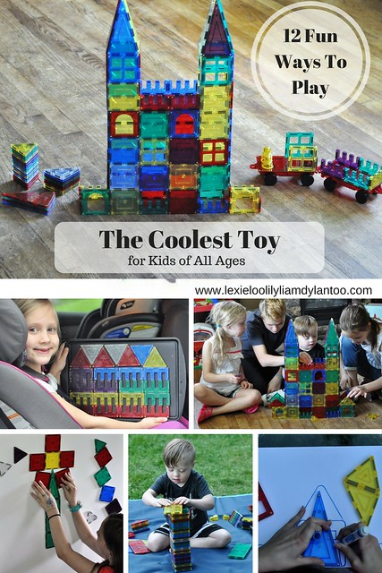 The Coolest Toy for Kids of All Ages & 12 Fun Ways To Play with Shape Mags