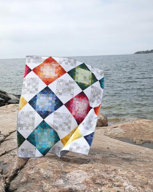 Square-Rific quilt 2