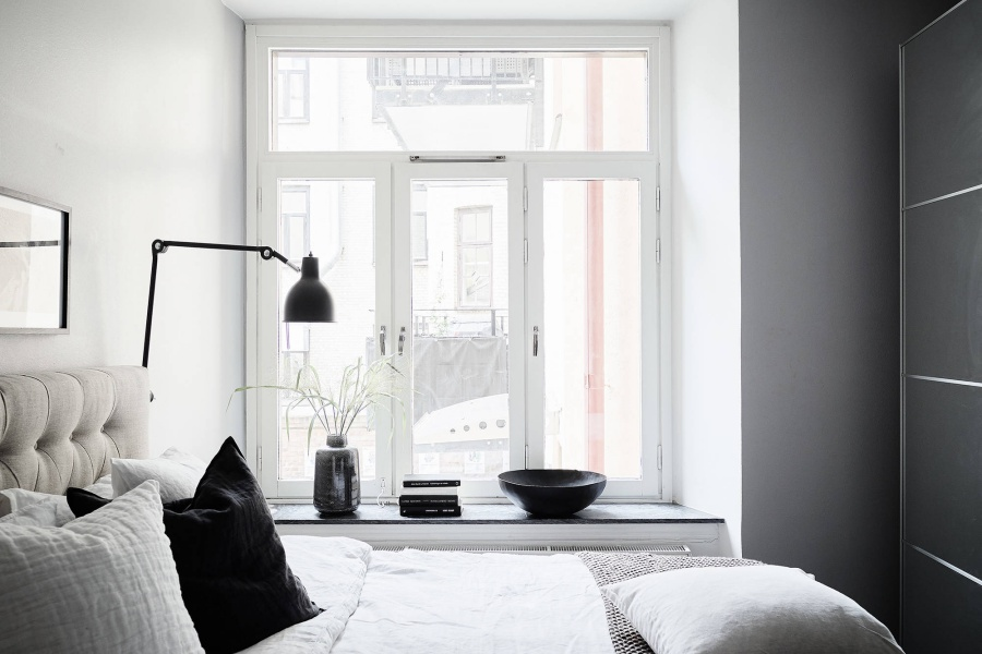 Simple But Chic Scandinavian House