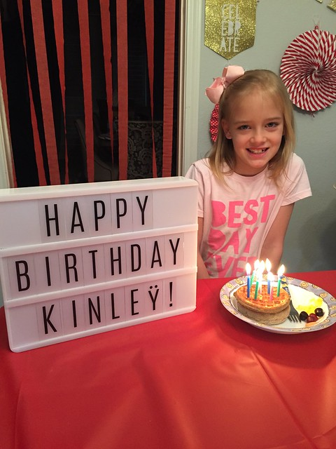 Kinleys bday