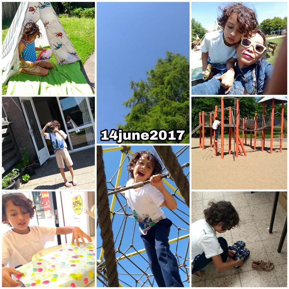 14 june 2017 Snapshot