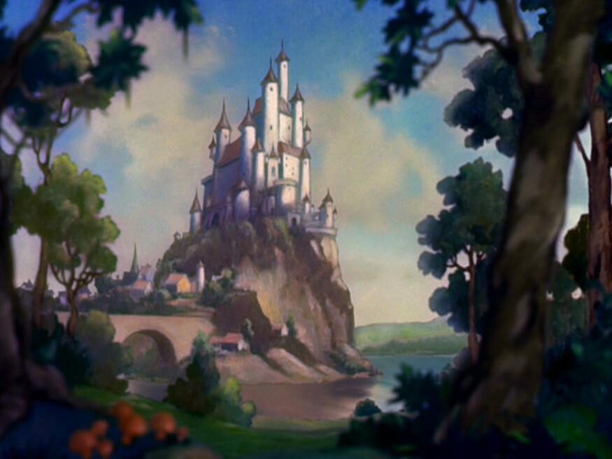 castillo de la reina