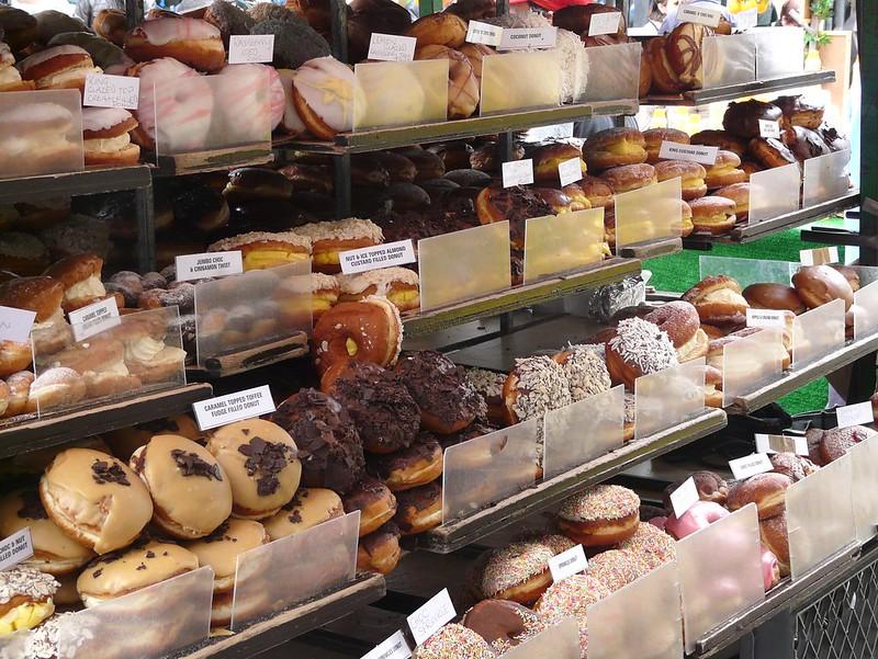 Donuts - Inglaterra