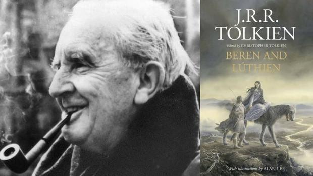 Sach moi cua Tolkien viet dua tren chuyen tinh cua chinh tac gia hinh anh 1