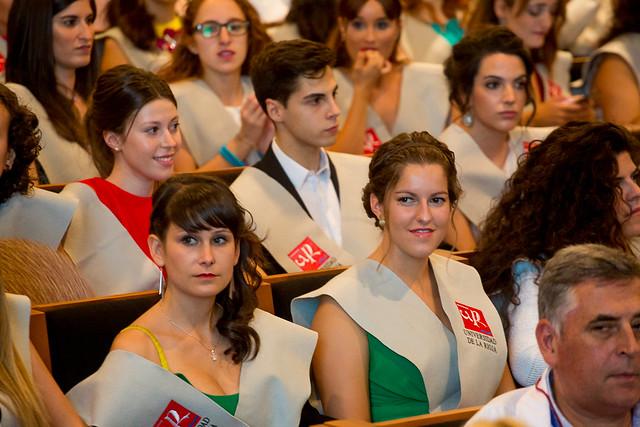 Graduación Escuela de Enfermería