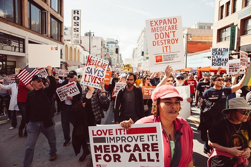 Medicare for All Rally | by mollyktadams