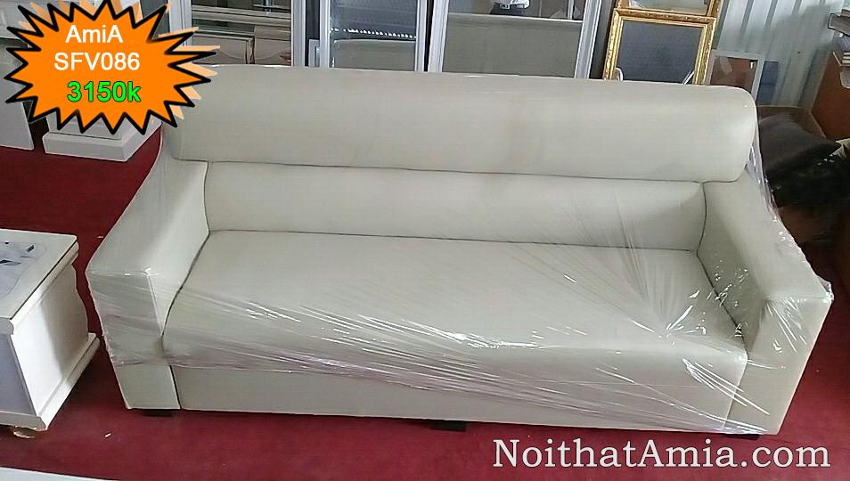 Ghe sofa vang dai 1m8 tua lung lom chi hon 3 trieu dong/ bo