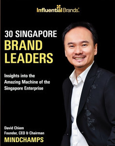 David Chiem Brand Leaders Singapore