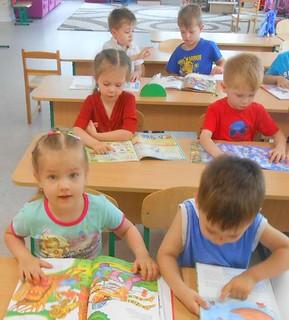 В дитячому садку № 268 у групі «Барвінок». 26.07.17. ім. Франко