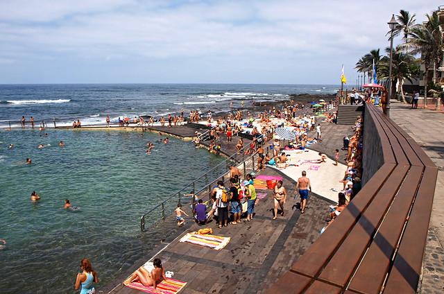 Summer, Punta de Hidalgo, La Laguna, Tenerife