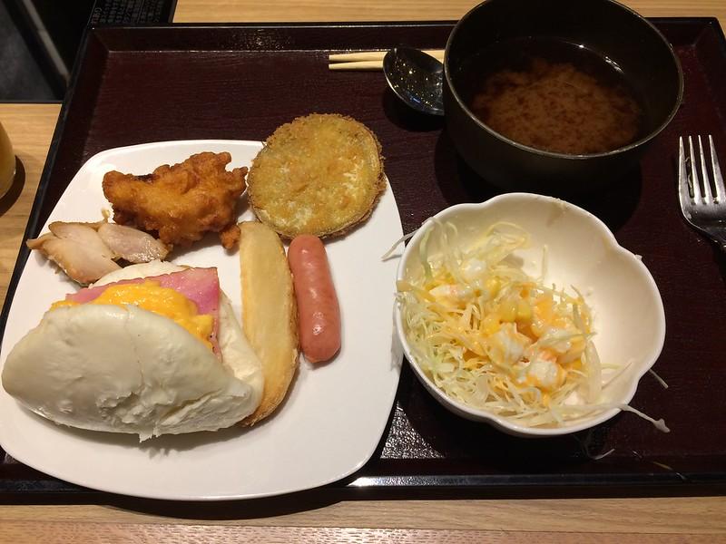 心斎橋グランドホテル大阪-早餐