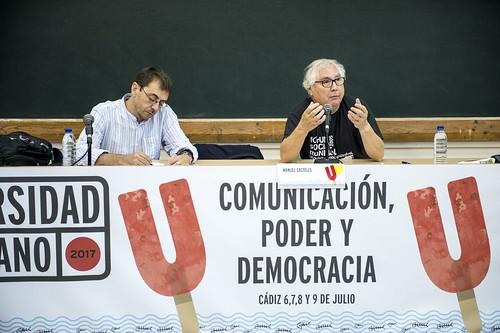 Fotos del segundo día de la Universidad de Verano
