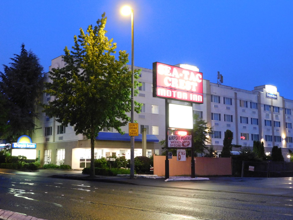 ... Days Inn-SeaTac Airport | by jimmywayne & Days Inn-SeaTac Airport | SeaTac Washington | Jimmy Emerson DVM ...