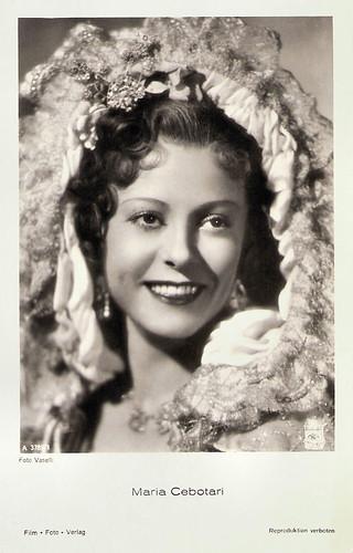 Maria Cebotari in Maria Malibran (1943)