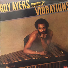 ROY AYERS UBIQUITY:VIBRATIONS(JACKET A)