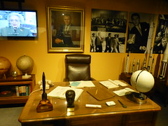 Werner von Brauns office