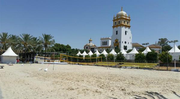 playa de sevilla