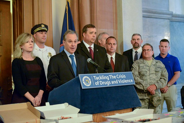 "A.G. Schneiderman Announces Takedown Of Major Capital Region Narcotics Pipeline In ""Operation Wrecking Ball"""