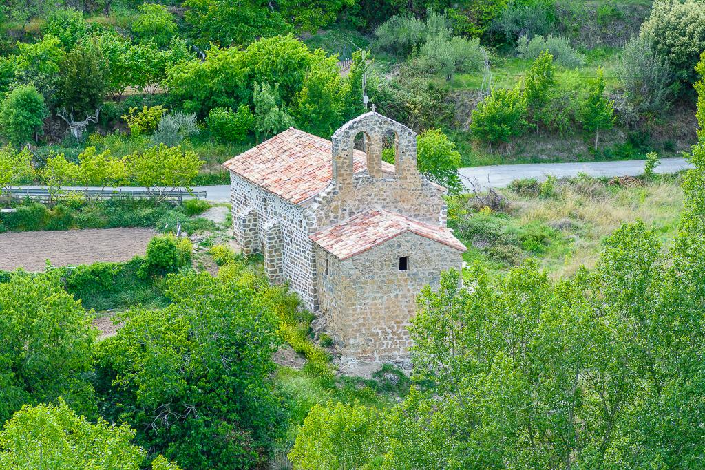 Ermita de San Martín de Leza