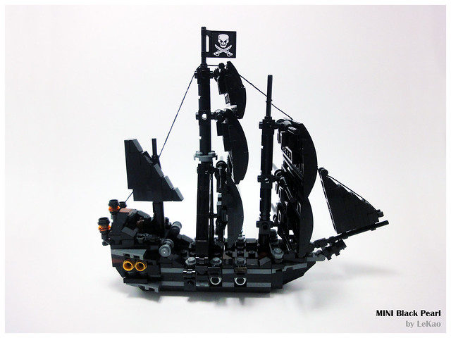 MINI Black Pearl