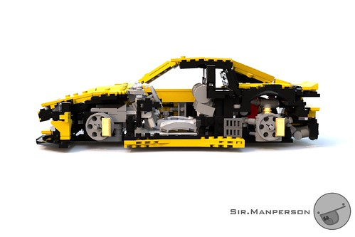 Tonagari Pequenaluz RLP cross section - 14-wide - Lego